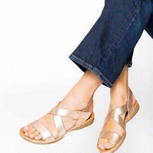 Ronsports Women's Sandal Sarah Gold size 6